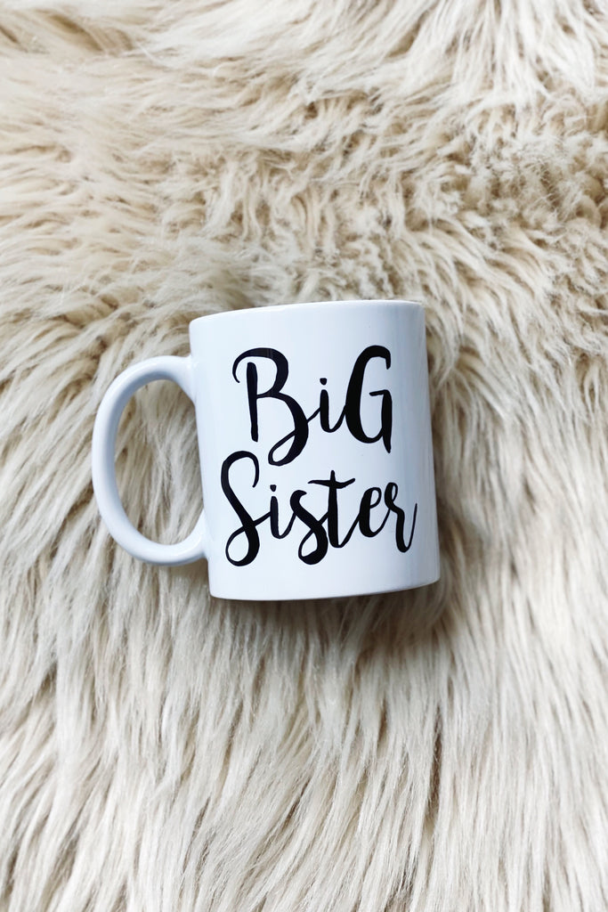 Big Sister Coffee Mug