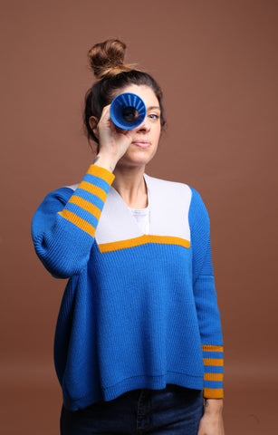 BST Jumper / mum / blue