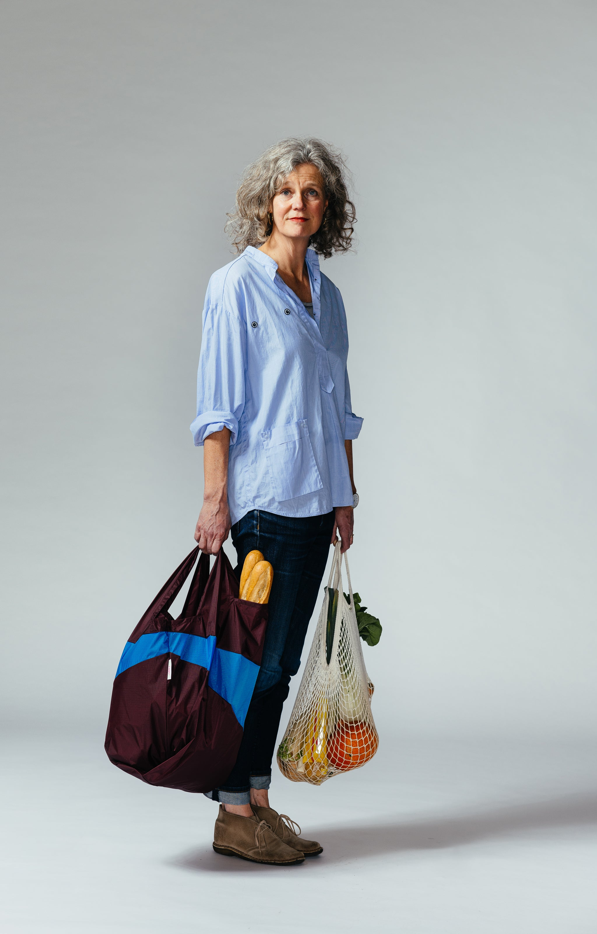 SUSAN BIJL — Shopping Bag