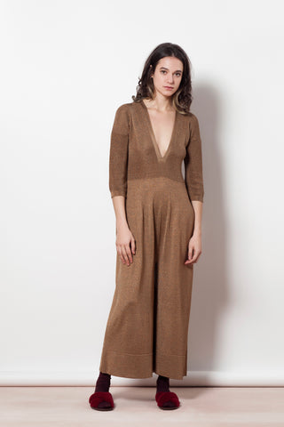 Wide jumpsuit