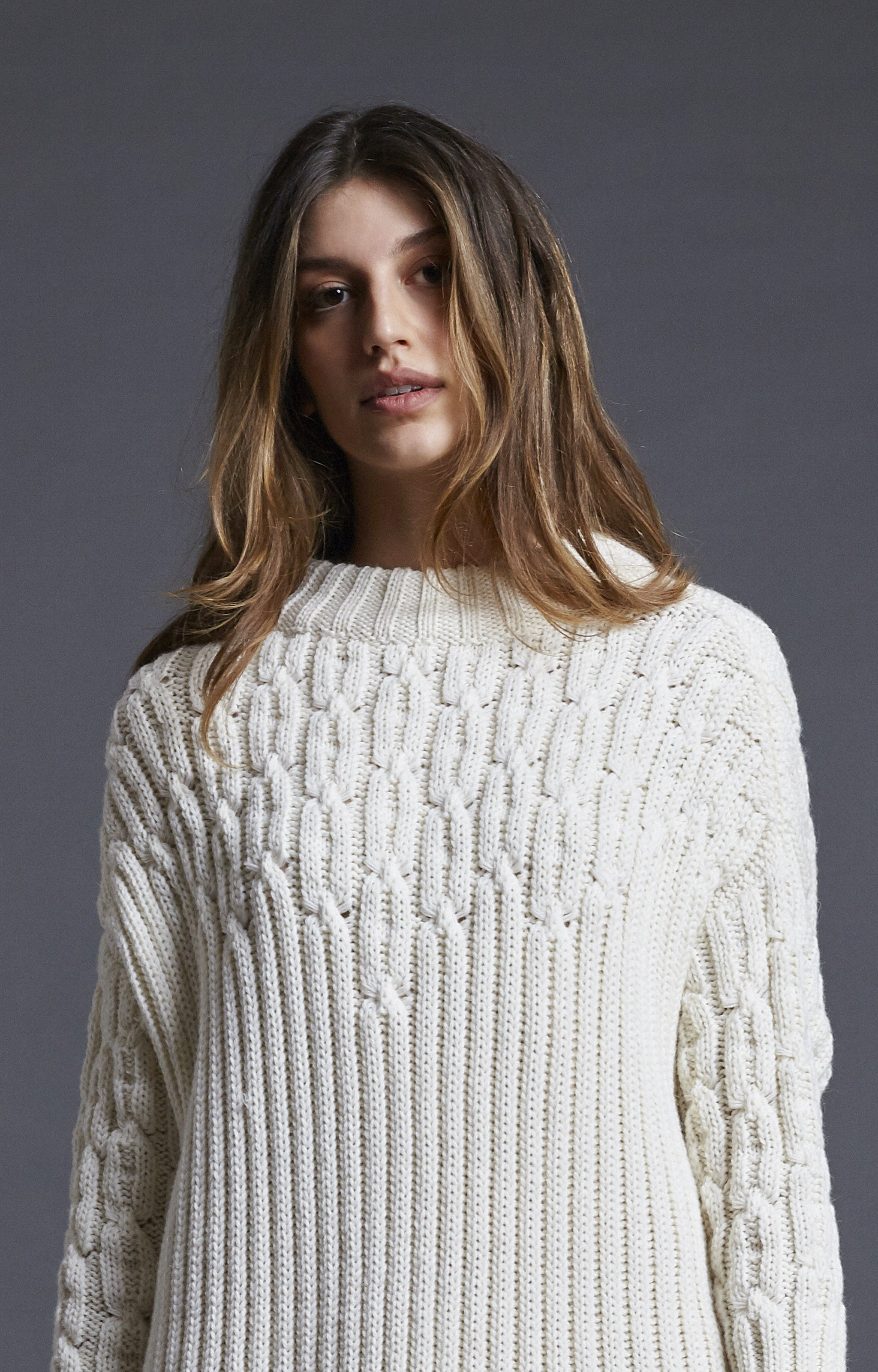 Organic Alpine sweater