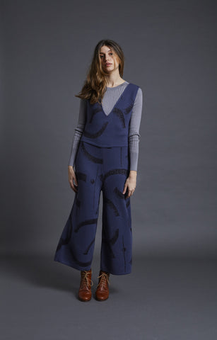 Mobile jumpsuit