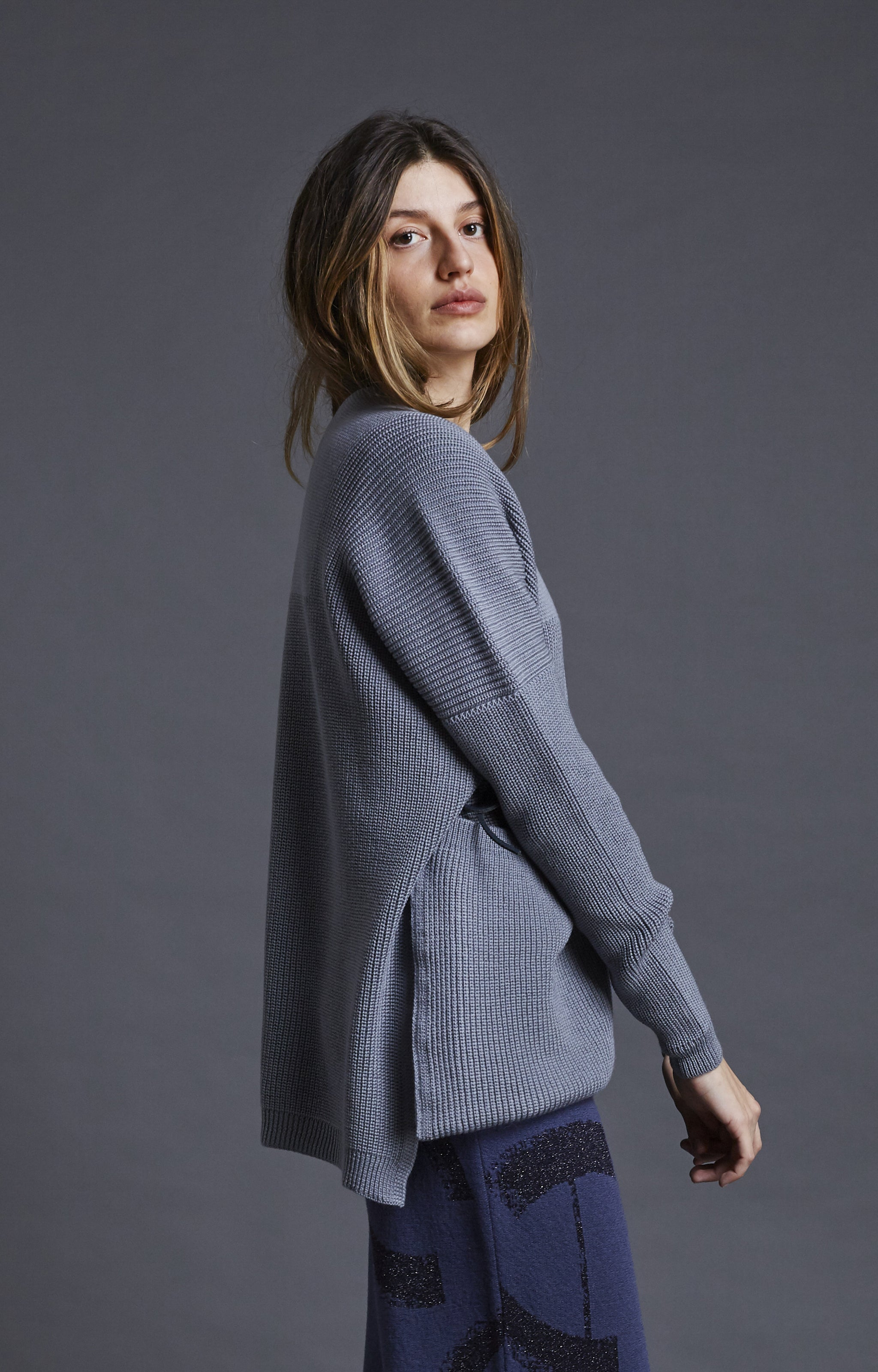 Pocket cardigan