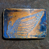 Crane Wing Belt Buckle