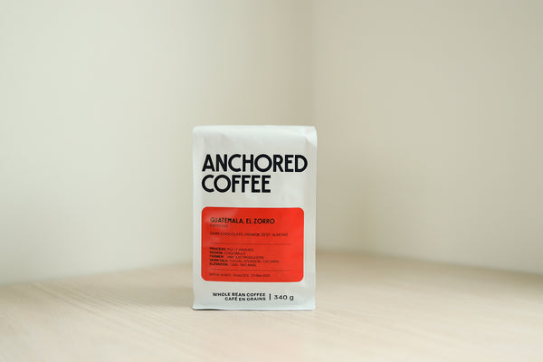 Anchored - Single Origin