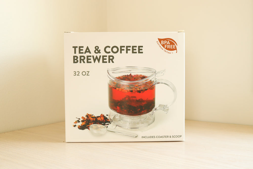 Load image into Gallery viewer, Tea & Coffee Brewer