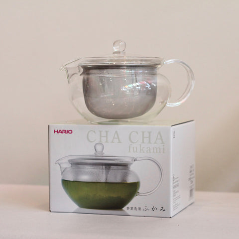 Cha Cha Fukami Tea Pot