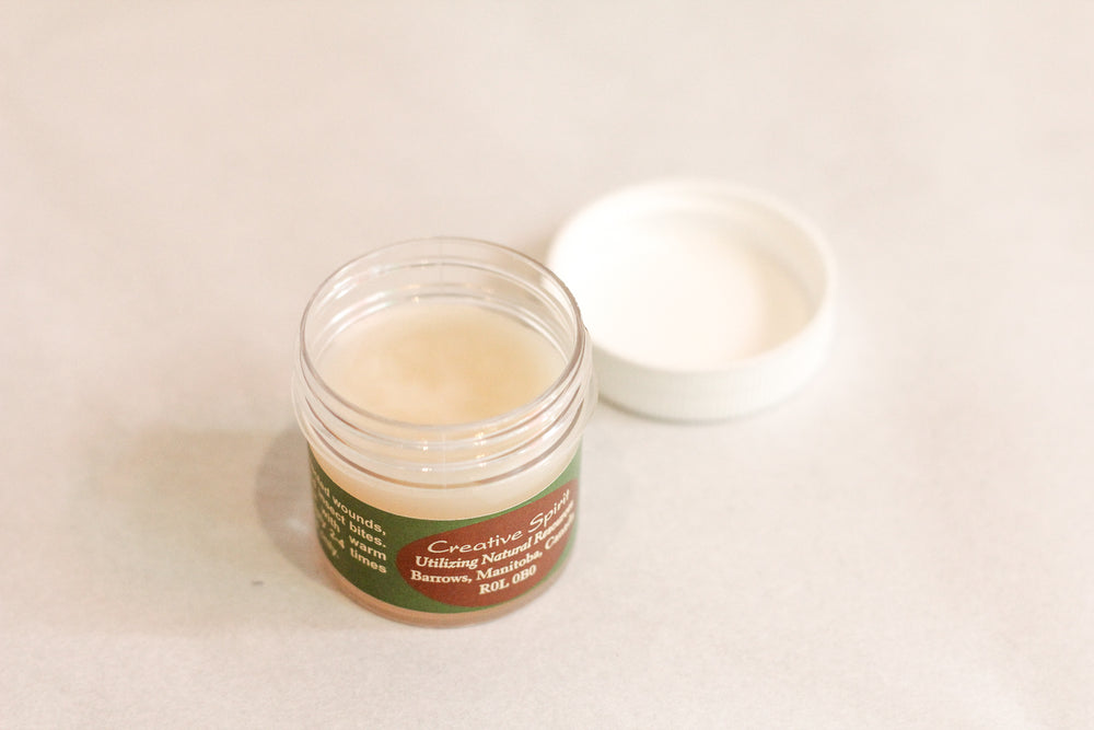 Spruce Pitch Salve