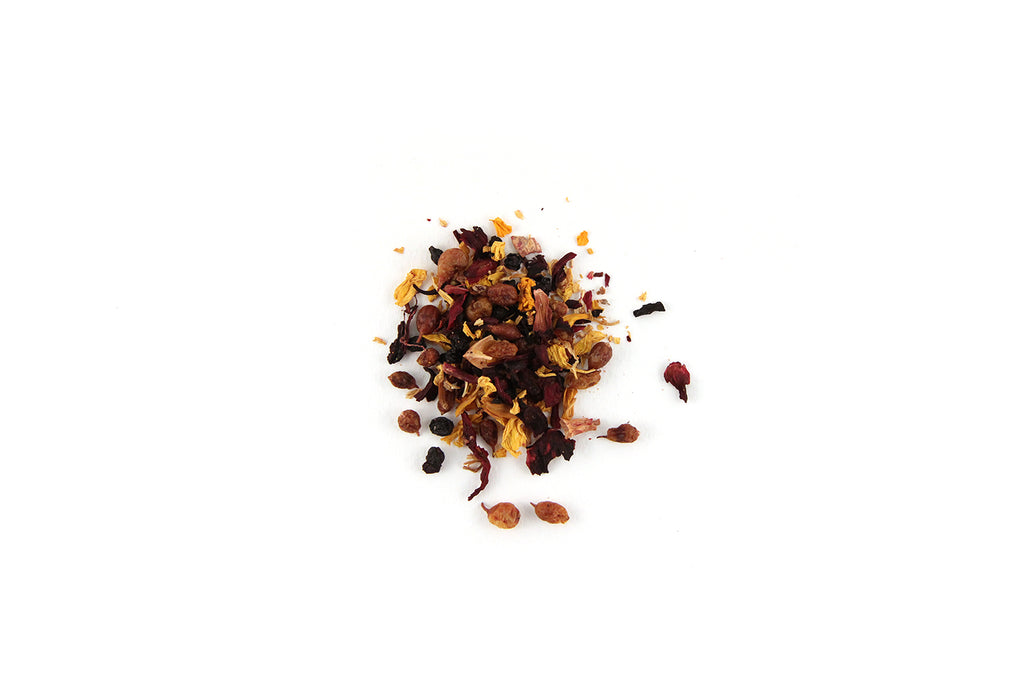Sea Buckthorn Elderberry