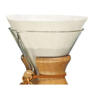 Chemex Filters Unfolded Circle - 100ct