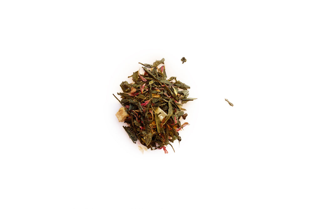 Load image into Gallery viewer, Raspberry Tart Green Tea