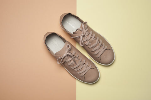 Stan Smith nude dust pearl - lacreme - boutique Rennes
