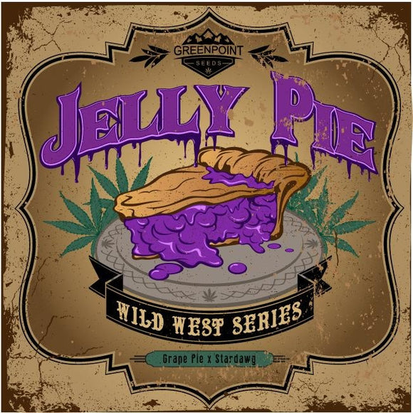 Jelly Pie strain - Greenpoint Seeds