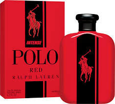 POLO RED INTENSE BY RALPH LAUREN | EDP 4.2 OZ