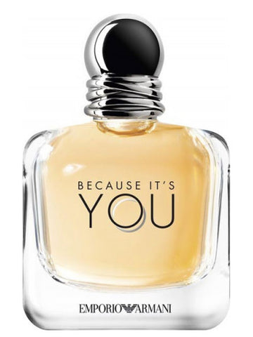BECAUSE IT'S YOU BY EMPORIO ARMANI | EDP 3.4 OZ