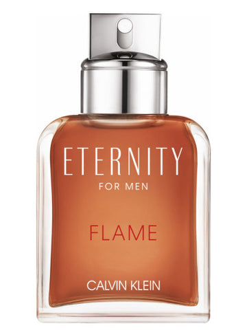 ETERNITY FLAME FOR MEN BY CALVIN KLEIN | EDT 3.4OZ