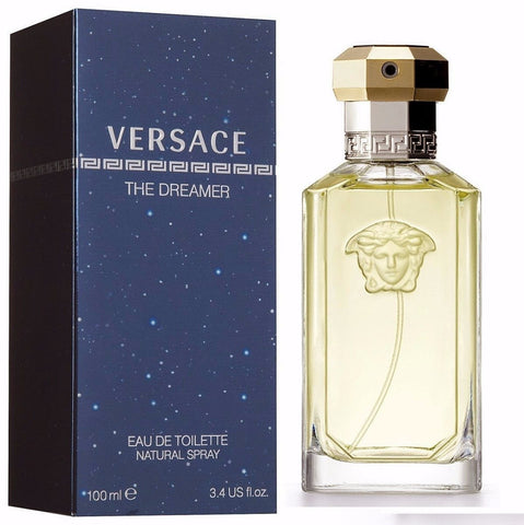 THE DREAMER BY VERSACE FOR MEN | EDT 3.4 OZ