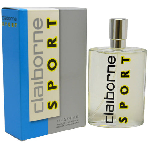 CLAIBORNE SPORT BY LIZ CLAIBORNE FOR MEN | COLOGNE SPRAY 3.4 OZ