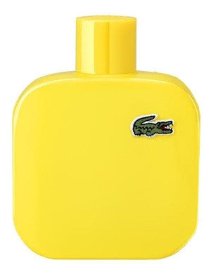 EAU DE LACOSTE L.12.12 YELLOW/JAUNE | EDT 3.3 OZ