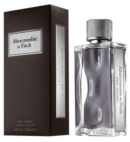 FIRST INSTINCT BY ABERCROMBIE & FITCH FOR MEN | EDT 3.4 OZ