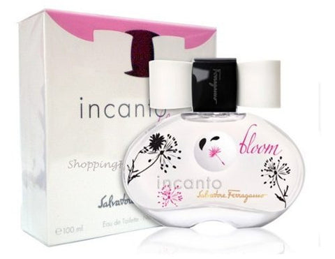 INCANTO BLOOM BY SALVATORE FERRAGAMO | EDT 3.4 OZ