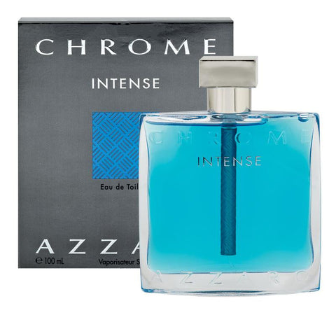 CHROME INTENSE BY AZZARO | EDT 3.4 OZ
