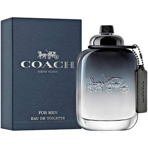 COACH NEW YORK FOR MEN 3.3 OZ