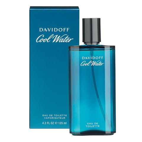 COOL WATER BY DAVIDOFF FOR MEN | EDT 4.2 OZ
