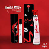 MUA BY BURBU | PERFUM 1.7 OZ WITH TRAVEL 10ML SIZE EDP