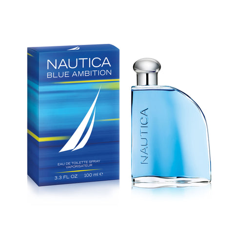 BLUE AMBITION BY NAUTICA | EDT 3.3 OZ