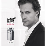 EMBLEM INTENSE BY MONTBLANC FOR MEN | EDT 3.3 OZ
