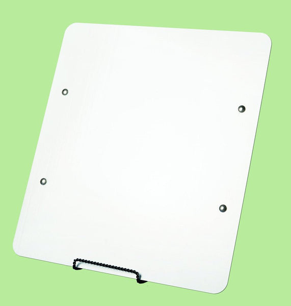 "Bulletproof Whiteboard 18"" X 20"" Level 3 Protection"