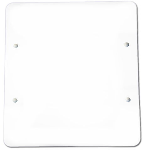 "Bulletproof Whiteboard 18"" X 20"" Level IIIA"