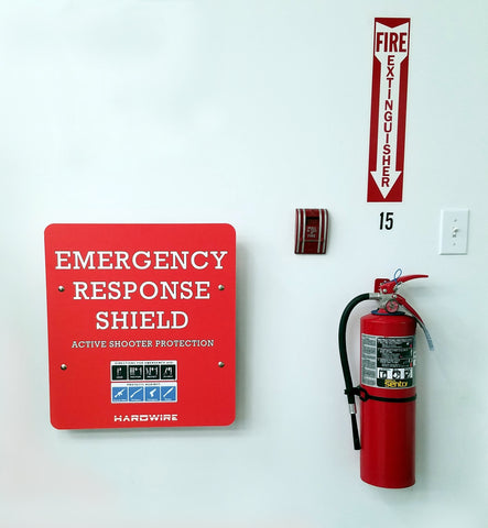 Emergency Response Shield Level IIIA