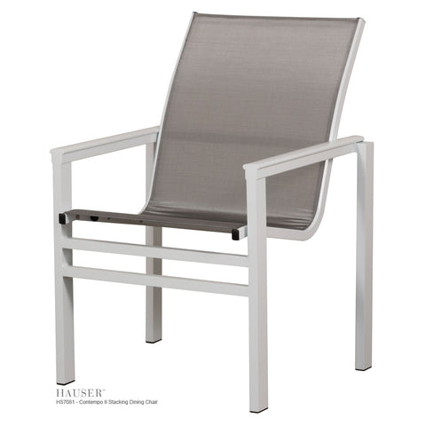 Contempo II Stacking Dining Chair
