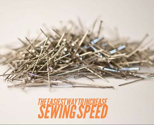 The Easiest Way to Increase Your Sewing Speed