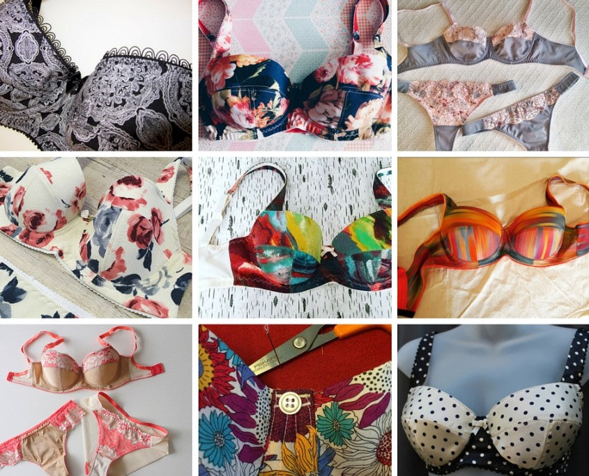 Boylston Bra Sewing Inspiration