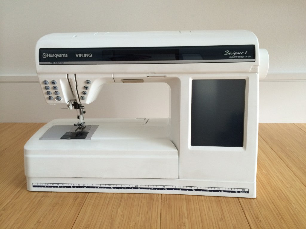 The Search for a Sewing Machine