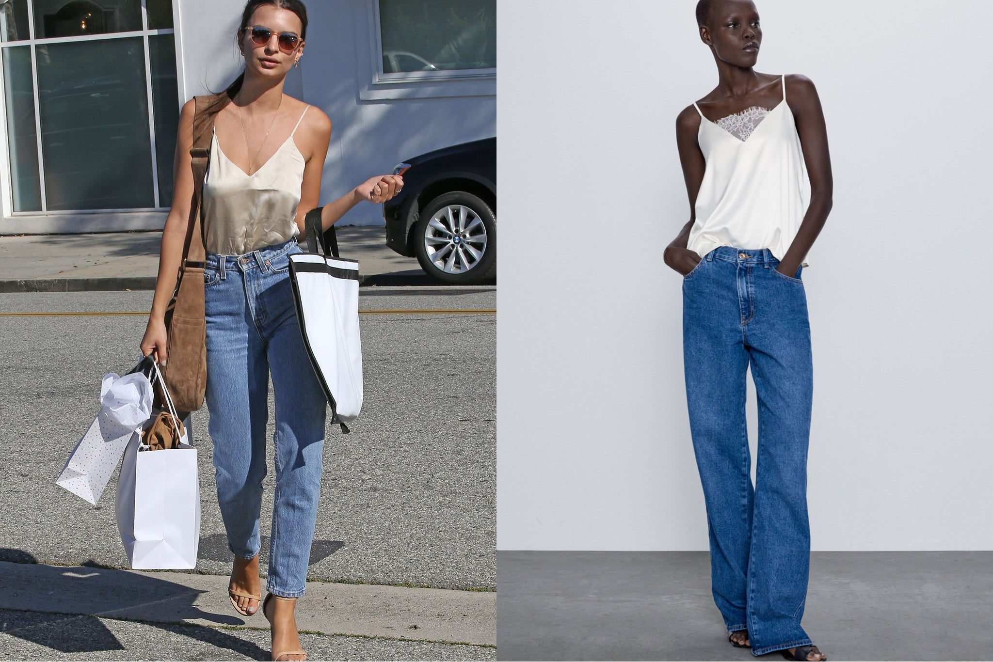 Bellevue Camisole Styling Inspiration