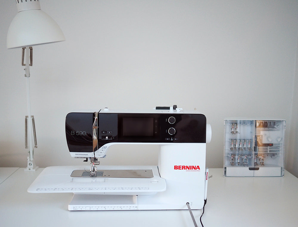 New Bernina Ambassador!