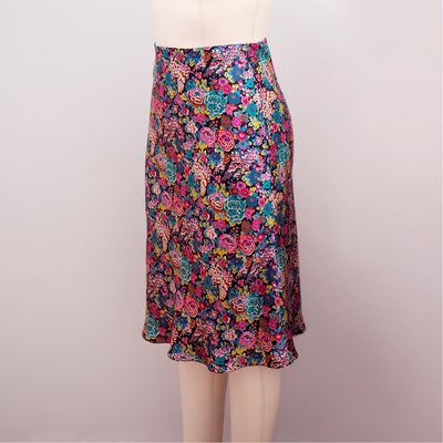 Floral Newell Slip Skirt by Orange Lingerie