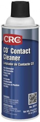 CRC INDUSTRIES CO® CONTACT CLEANER, 14 WT OZ