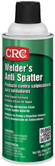 CRC INDUSTRIES WELDER'S ANTI SPATTER, 14 WT OZ