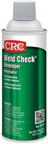 CRC INDUSTRIES WELD CHECK® DEVELOPER, 10.5 WT OZ