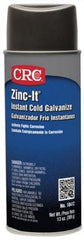 CRC INDUSTRIES ZINC-IT® INSTANT COLD GALVANIZE, 13 WT OZ