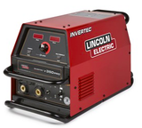 LINCOLN ELECTRIC INVERTEC V350-PRO MULTI-PROCESS WELDER (CONSTRUCTION MODEL)