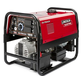 LINCOLN ELECTRIC OUTBACK® 185 ENGINE DRIVEN WELDER