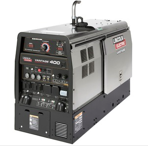 LINCOLN ELECTRIC VANTAGE® 400 ENGINE DRIVEN WELDER (PERKINS)