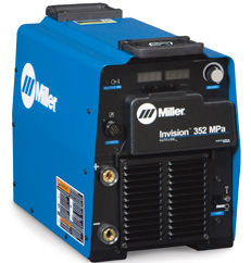 MILLER ELECTRIC INVISION 352 MPA PLUS MIG WELDER