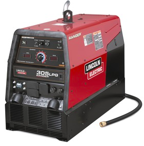 LINCOLN ELECTRIC RANGER® 305 LPG PROPANE ENGINE DRIVEN WELDER (KOHLER)